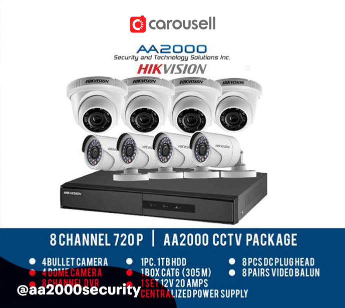 AA2000 Security and Technology Inc - CCTV installation PH - Carousell PH Blog