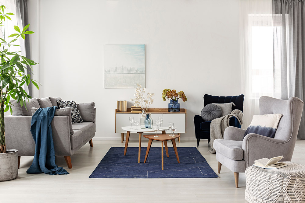 Add blue rug accents to your home - Carousell Philippines Blog