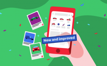 Carousell Autos Home Screen - New and improved car-buying experience for you - Carousell Philippines