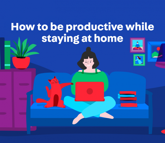 How to Be Productive While Staying At Home - Carousell PH Blog