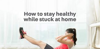 How to Stay Healthy and Fit While at Home - Tips on Staying Healthy While At Home - Carousell Philippines Blog