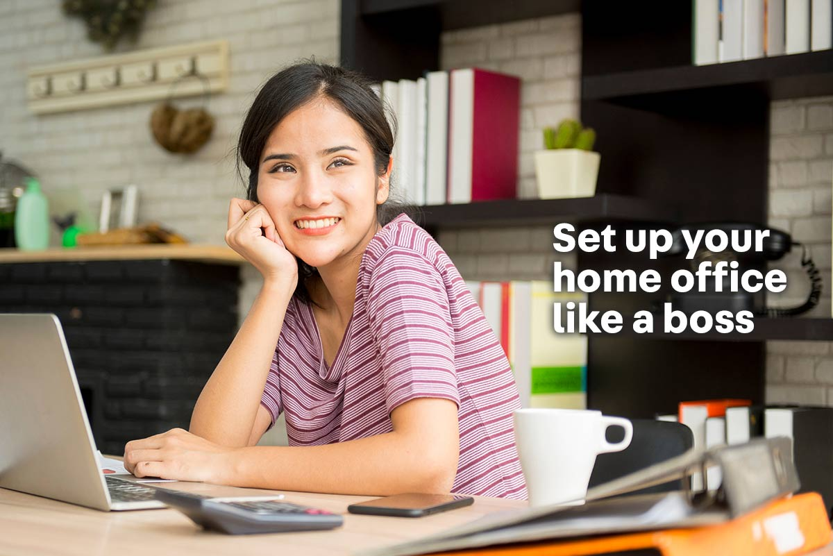 How to Transform Your Home Office Setup Like a Boss - Carousell Philippines