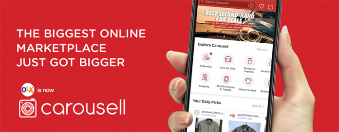 OLX and Carousell Philippines merge