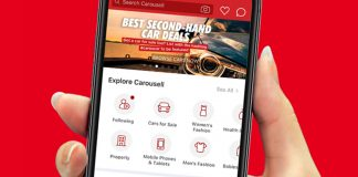OLX is now Carousell
