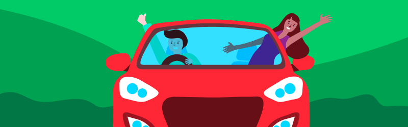 Road trip checklist - Carousell tips on going on a road trip
