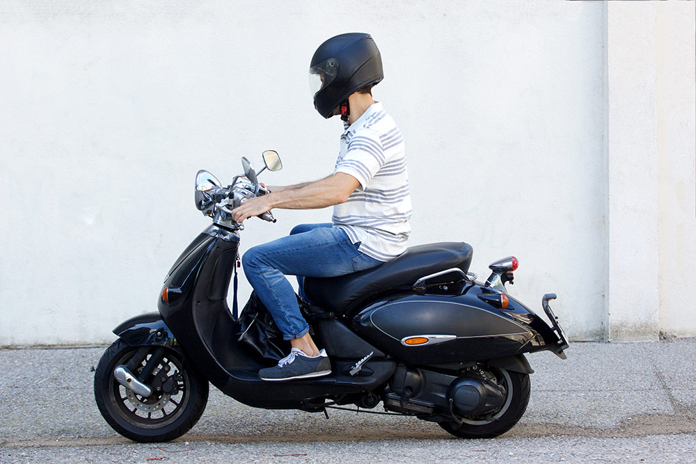 Scooter type of motorcycle - Carousell Philippines