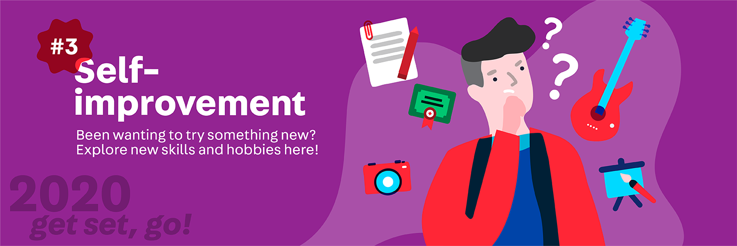 Self-improvement for the New Year - Carousell Philippines Blog